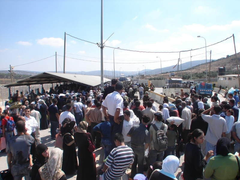 State of Israel considers using $100M collected from Palestinians for checkpoint upgrades