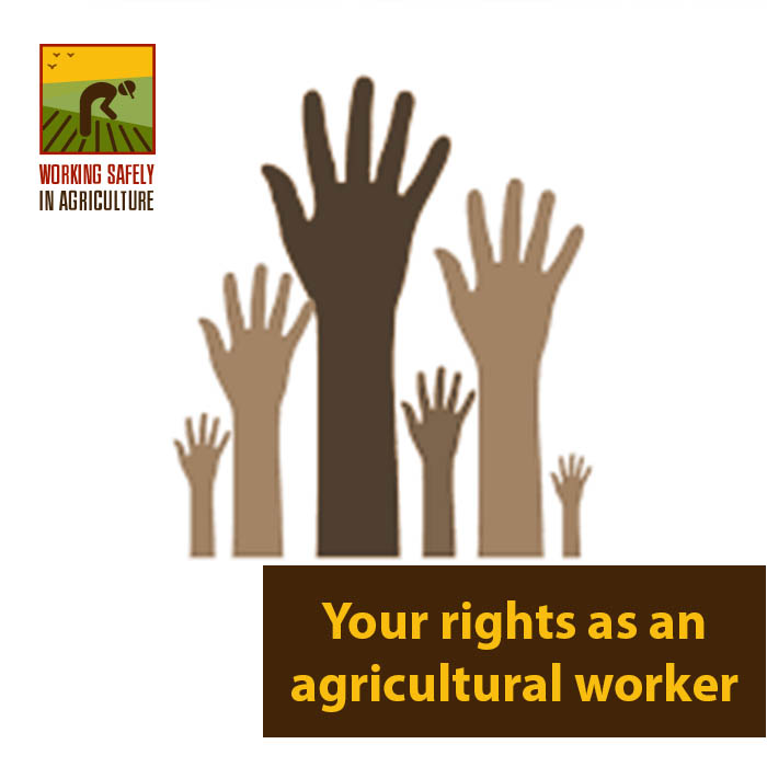 Working safely in agriculture