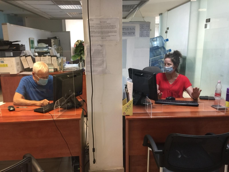 July Newsletter:  Focusing on Israeli workers