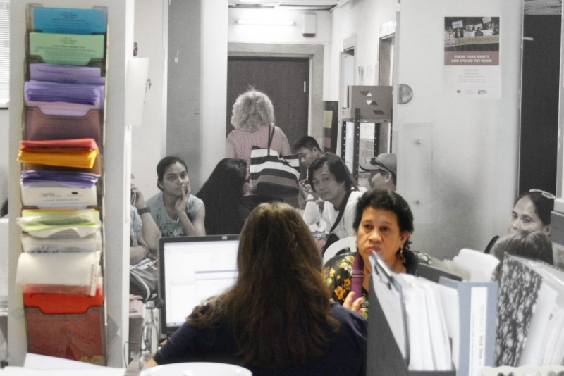 עמותת קו לעובד מזמינה מועמדויות לתפקיד: רכז/ת תחום מהגרי עבודה בענף הסיעוד