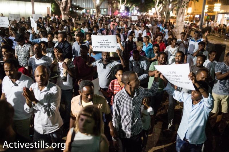 לציון יום הפליט הבינלאומי בישראל – 20 ליוני, 2017