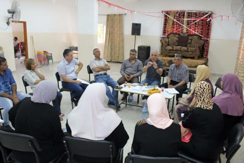 הועברה סדנת זכויות עובדים לקבוצת נשים פלסטיניות המועסקות בישראל בענף החקלאות