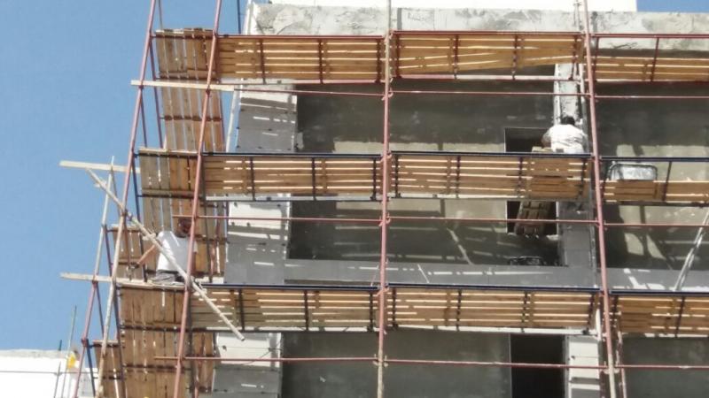 """עד כמה קשה לשר העבודה, השר לביטחון פנים ושר האוצר, להקדיש 10 מיליון ש""""ח עבור ההגנה על עובדי הבניין?"""