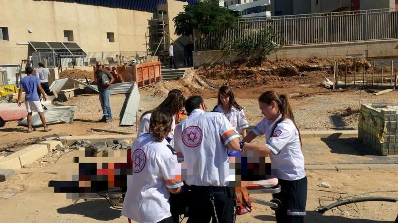 ההרוג ה-29 בתאונות בניין השנה: נפטר מפצעיו העובד שנפצע אנושות בתאונת נפילה מגובה הבוקר בתל אביב