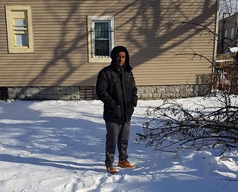 למרות הקשיים שהערימה המדינה, קינפה, מבקש מקלט שעזב לארצות הברית, קיבל את כספי הפקדון להם הוא זכאי