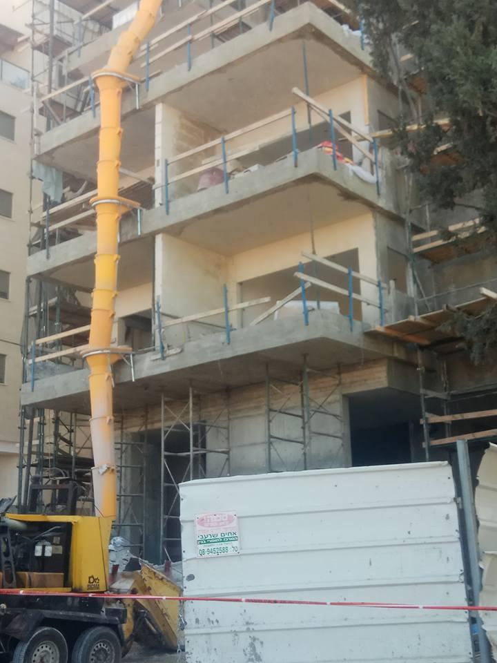 סאלם אסמאעיל קובטיה הוא ההרוג ה11 בתאונות העבודה בבניין מתחילת השנה
