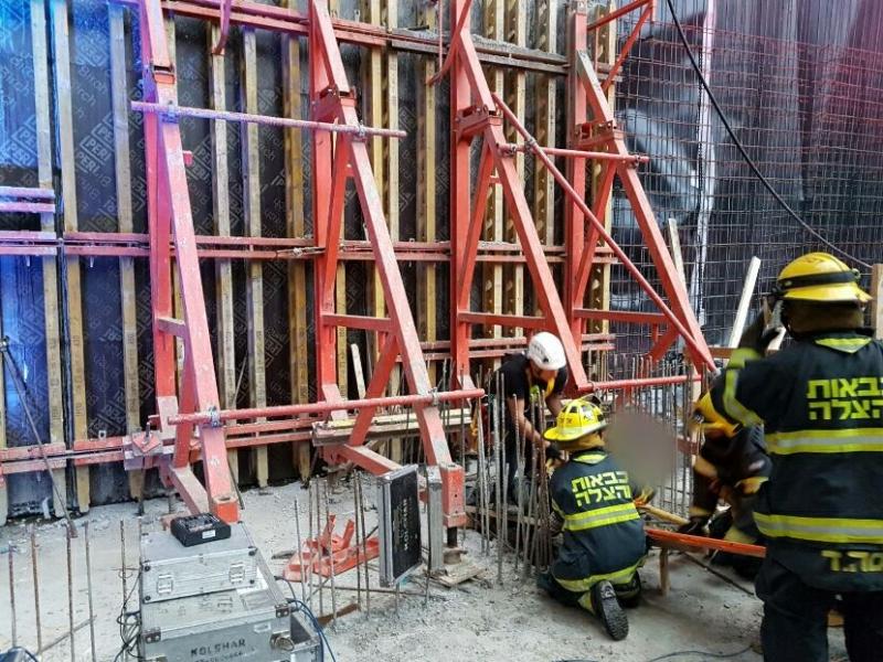 ההרוג ה13 בתאונות העבודה בענף הבניין לשנת 2018