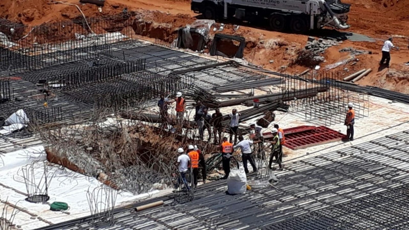 סיכום שבוע 24 של תאונות עבודה בענף הבניין לשנת 2018