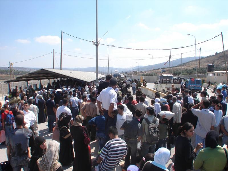 שדרוג מחסומים במאות מליוני שקלים שנגבו מפלסטינים נשקל על ידי המדינה