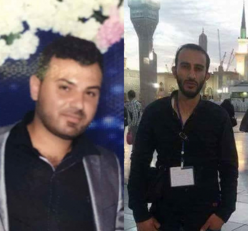 אבראהים זכריא מוחמד אלחדידי וראמי עבדאללה עלי בדר הם ההרוגים ה25 וה26 בתאונות העבודה בענף הבניין לשנת 2018