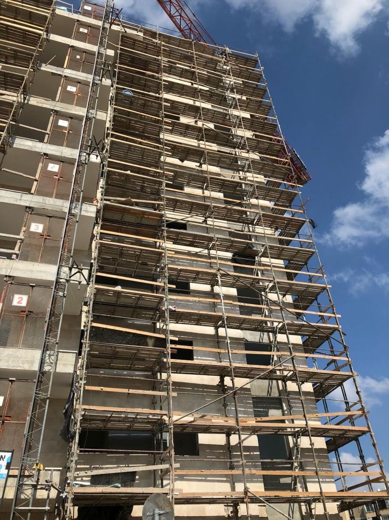 פרויקט הדגל של שר העבודה חיים כץ למלחמה בתאונות הבניין נחל כשלון חרוץ!