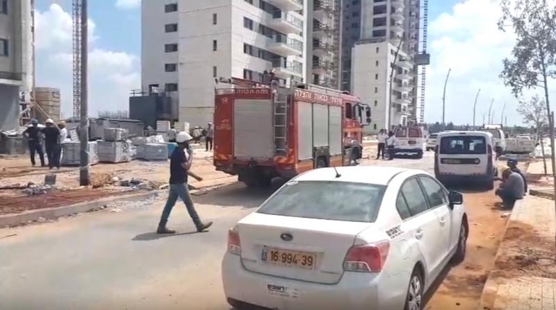סיכום שבוע 33 של תאונות עבודה בענף הבניין לשנת 2018