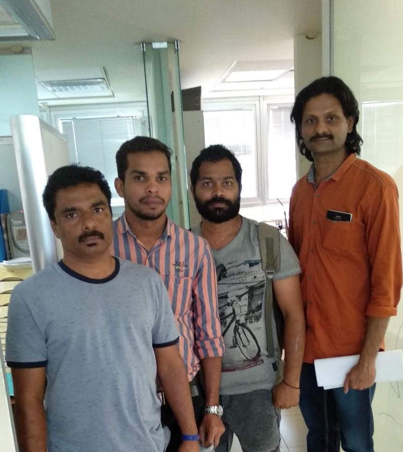 תרמית המומחים מהודו
