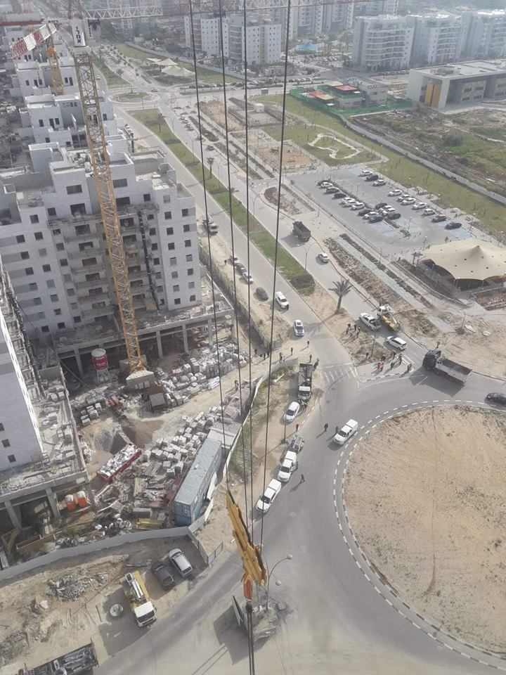 ההרוג ה-12 בתאונות עבודה בענף הבניין לשנת 2019