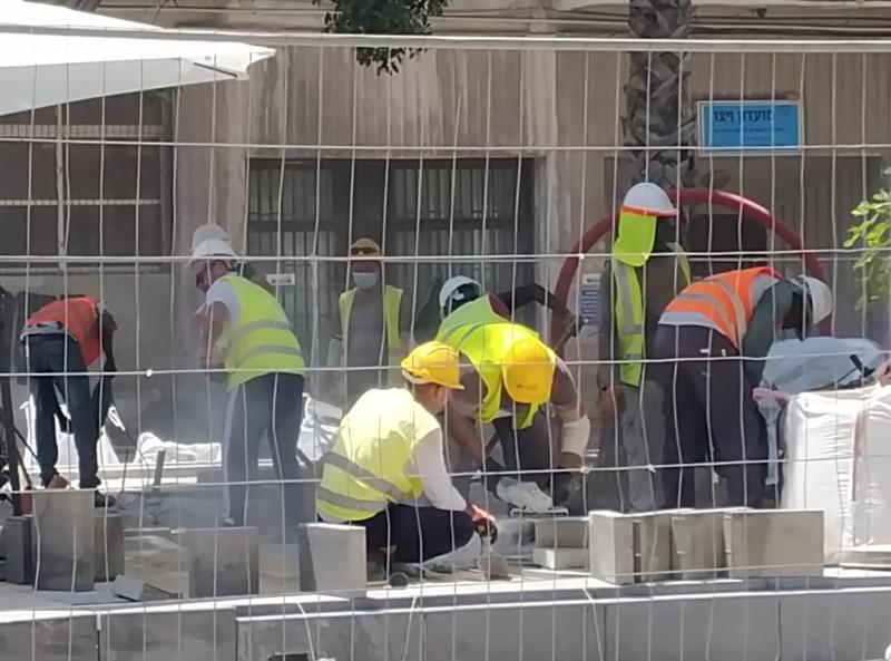 תאונות עבודה בחודש יוני 2021 – סיכום חודשי