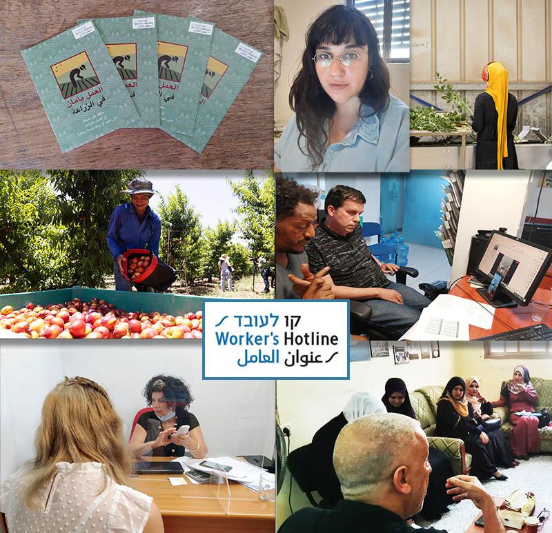 אוגוסט 2021 בקו לעובד – סדנאות, הדרכות, צילומים, פייסבוק לייב והרצאה אחת