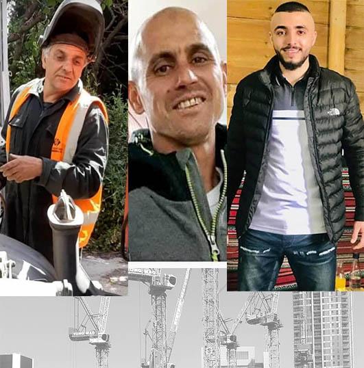 21 תאונות, 3 הרוגים: תאונות עבודה בספטמבר 2021